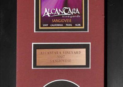 2007 Sangiovese